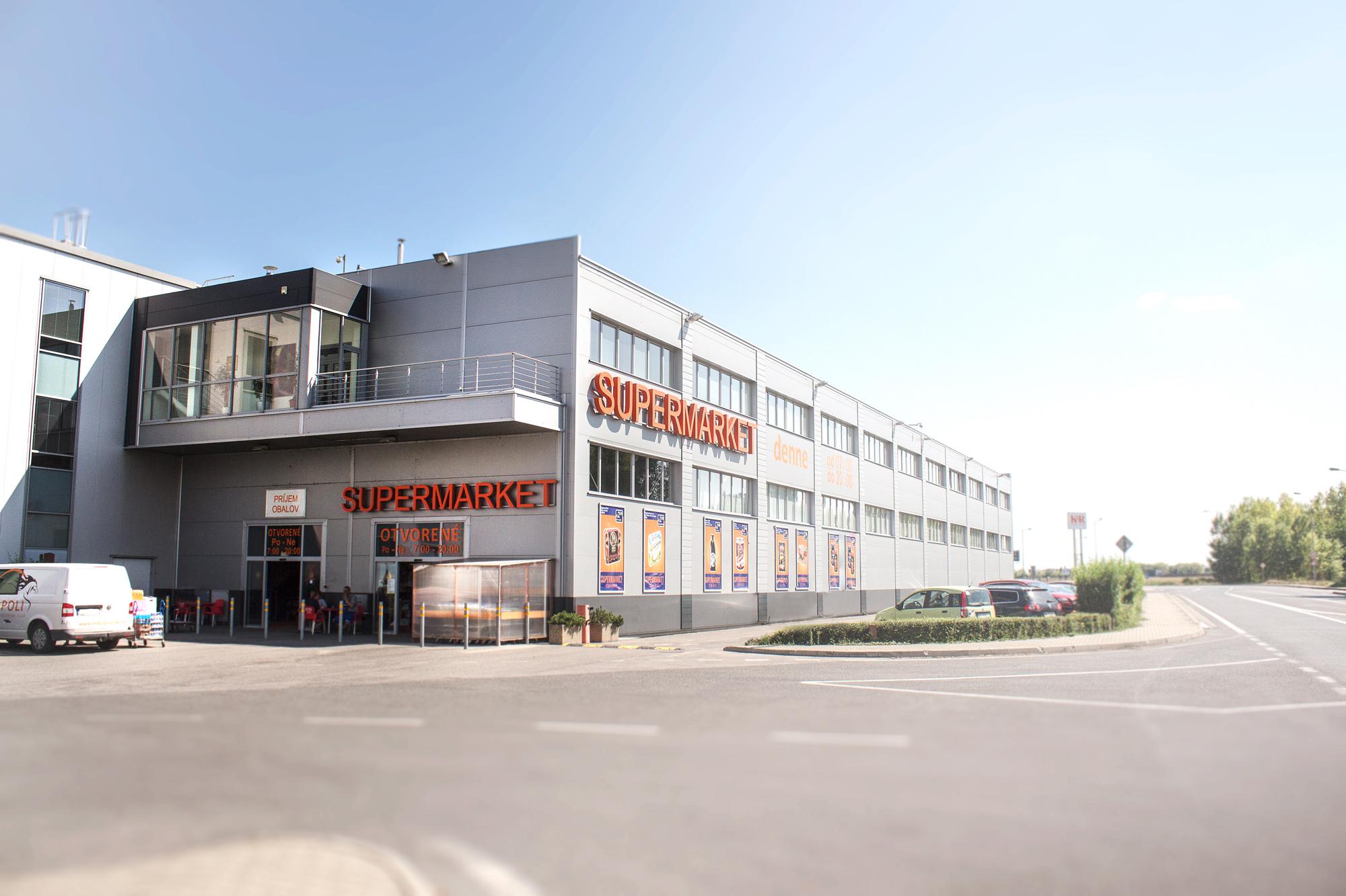 KON - RAD Supermarket Bratislava